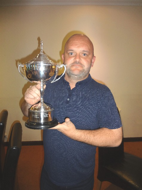 Dave MacDonald, 2015 Club Champion