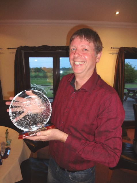 2014/15 Order of Merit winner, David White